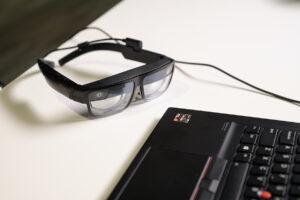 Lenovo smarte briller