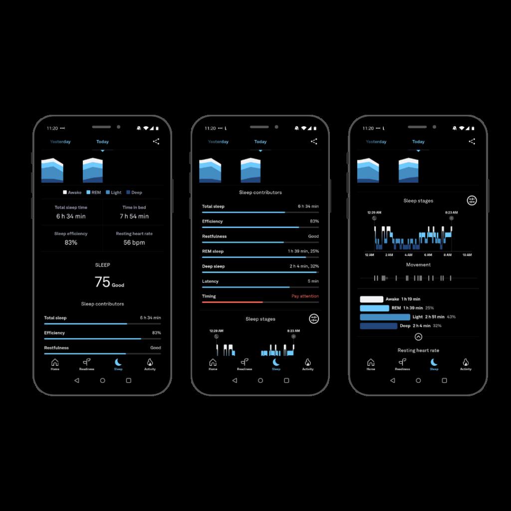 Oura Ring app